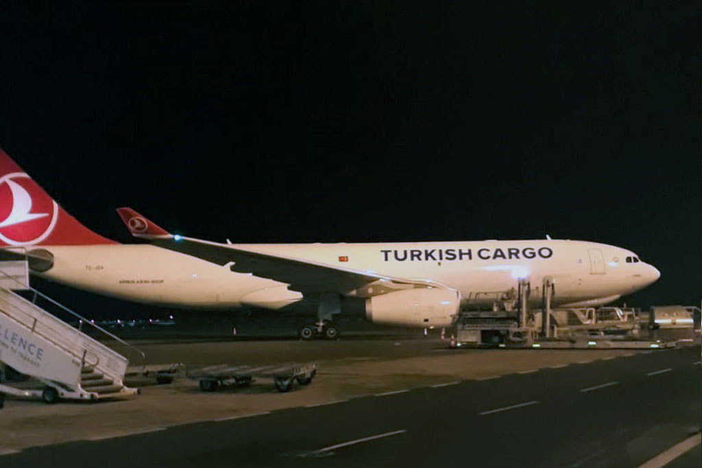 Enes Cargo – Komplexní logistický servis